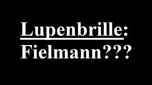 Lupenbrillen Fielmann