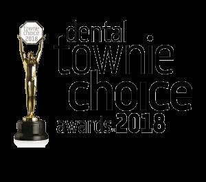 Dental Townie Choice Award 2018 LumaDent Prolux